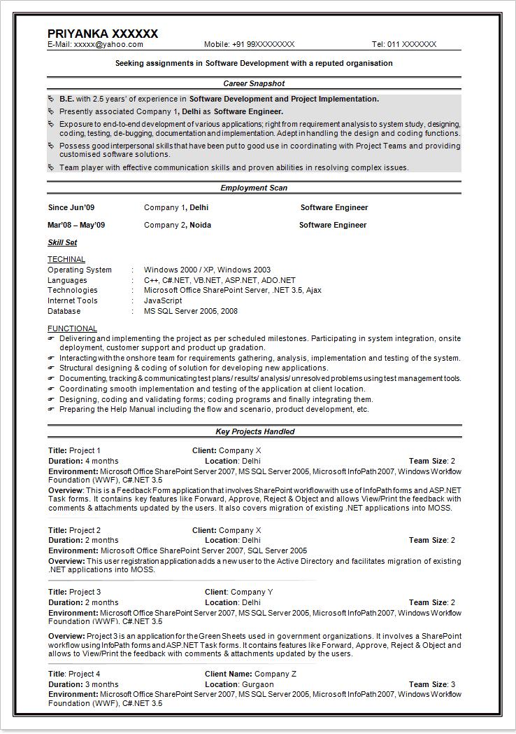 Cna resumes