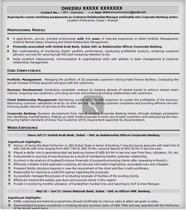 Resume cv india edit my curriculum