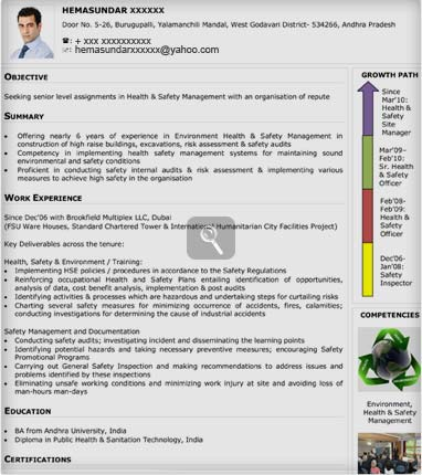 visual resume sample midlevel v1 visual resume sample resume sample
