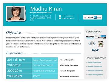 Resume writing service of naukri