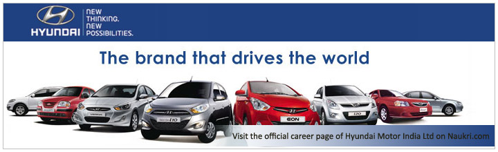 Career in hyundai motor india hyundai motor india salary for Hyundai motor finance usa