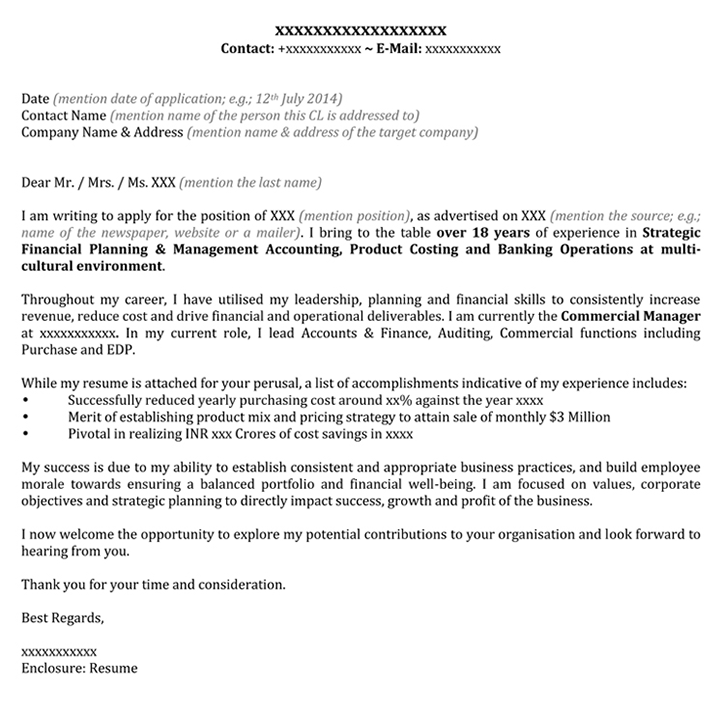 download banking cover letter banking cover letter - Banking Cover Letter For Resume